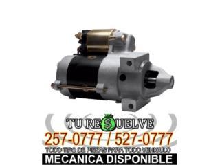 STARTER GRAN VARIEDAD PARA NISSAN Puerto Rico Tu Re$uelve Auto Parts