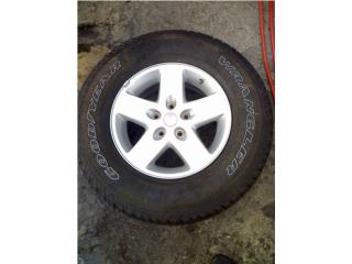 1 ARO 17 PARA JEEP WRANGLER Puerto Rico Import Tire