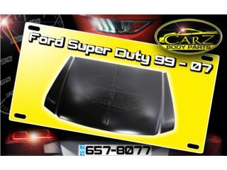 BONETE Ford SUPER DUTY 1999 - 2007 Puerto Rico CARZ Body Parts