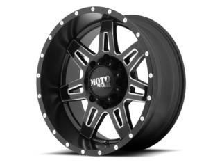 Aros moto metal 975  Puerto Rico 4 X 4 OF ROAD WHEEL