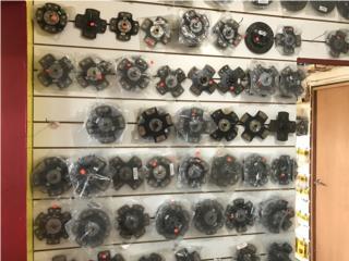 Variedad de discos racing Puerto Rico ROTARY AUTO PARTS