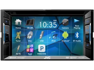 JVC AM-FM-CD-DVD-USB-Bluethooth y mas. Puerto Rico Top Electronics