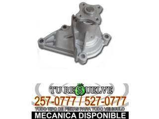 BOMBA DE AGUA NISSAN SENTRA 00-06 EN $ 62.95 Puerto Rico Tu Re$uelve Auto Parts