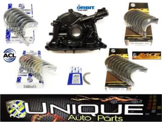 ACL Bearing & Bomba Aceite Racing D16 B18 B20 Puerto Rico UNIQUE AUTO PARTS