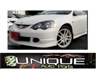 Front Lip Type R Acura RSX 02-04 Puerto Rico UNIQUE AUTO PARTS