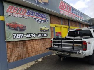 Bed Extender para Pick Up Puerto Rico AUTO EXTRAS SU CENTRO 4 X 4