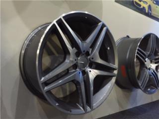 Aros AMG 19x8.5 y 19x9.5 para Mercedes Benz Puerto Rico Aros Y Gomas Inc.