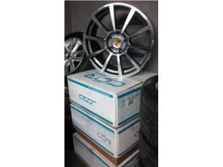 *Aro Usados* Porsche 991 20x8.5/20x11 Puerto Rico Aros Y Gomas Inc.