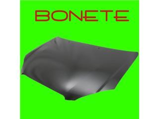 Bonete Yaris 2007-2011 4DR Sedan Puerto Rico UNIQUE AUTO PARTS