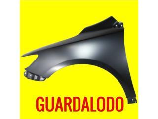 Guardalodos Yaris 2007-2012 Sedan 4DR Puerto Rico UNIQUE AUTO PARTS
