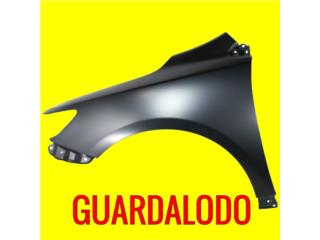 Guardalodos Corolla 2009-2013 Puerto Rico UNIQUE AUTO PARTS
