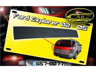 Bareta de Compuerta Ford EXPLORER 02 - 05 Puerto Rico CARZ Body Parts
