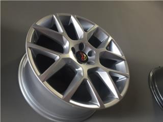 *ESPECIAL* Aros 18x8 5x100 Silver Puerto Rico Aros Y Gomas Inc.