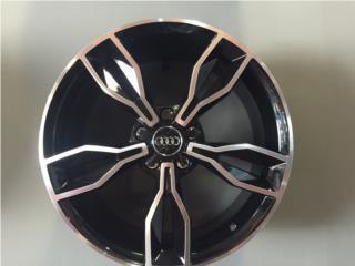 *ESPECIAL* Audi 19x8 Puerto Rico Aros Y Gomas Inc.