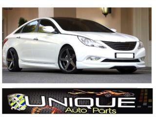 Front Lip Sonata 2011-2014 Puerto Rico UNIQUE AUTO PARTS