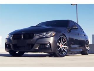 *ESPECIAL* XO Paris 20x8.5 / 20x10 para BMW Puerto Rico Aros Y Gomas Inc.