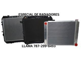 RADIADOR XTERRA 00-04 CON GARANTIA Puerto Rico C & C DISTRIBUTORS BATERIA 8am a 5pm 939-279-8493