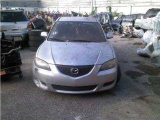 PIEZAS/MOTOR/TRANSMISION MAZDA 3 2006 ST Puerto Rico La Villa Body Parts, Corp.