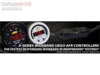 AEM WIDEBAND NEW X SERIES Puerto Rico Speed Performance