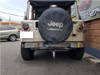 Pega de arrastre para gran variedad vehiculos Puerto Rico AUTO EXTRAS SU CENTRO 4 X 4
