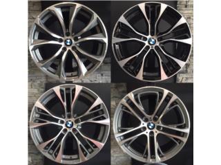 PARA BMW X5 X6 20X10 & 20X11 Puerto Rico IMPORT PLUS WHEELS