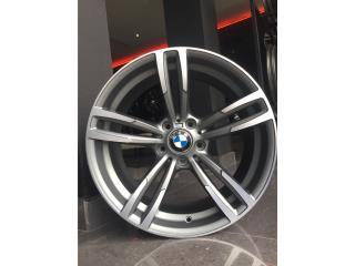 NEW! BMW M4 MATTE ANTHRACITE 19X8.5 19X9.5 Puerto Rico IMPORT PLUS WHEELS