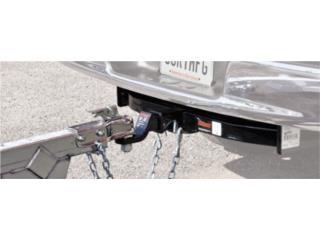 Pegas para auto remolque Puerto Rico Car armor,INC