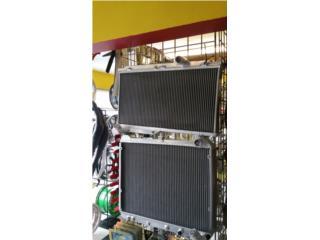 Radiadores de aluminio Rx7 Puerto Rico ROTARY AUTO PARTS