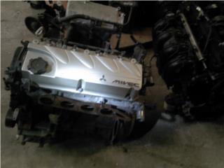 MOTOR MITSUBISHI OUTLANDER 2005-2006 Puerto Rico La Villa Body Parts, Corp.