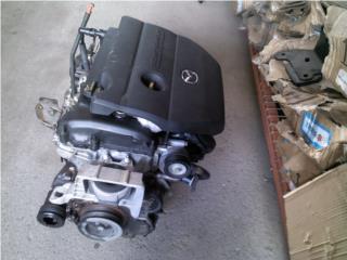 MOTOR MAZDA 3 -2.3- (2006-2009) Puerto Rico La Villa Body Parts, Corp.