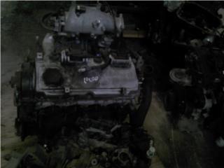 MOTOR MIT OUTLANDER 2003-2004 - 2.4 SENCILLO Puerto Rico La Villa Body Parts, Corp.