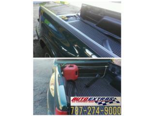 Bed Caps para pick ups Puerto Rico AUTO EXTRAS SU CENTRO 4 X 4