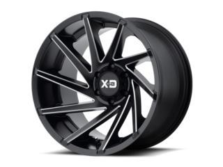 New xd wheels  Puerto Rico 4 X 4 OF ROAD WHEEL