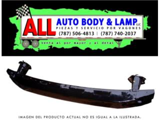 Barra Bumper Delantera Isuzu Trooper 92-97 Puerto Rico All Auto Body & Lamp LLC