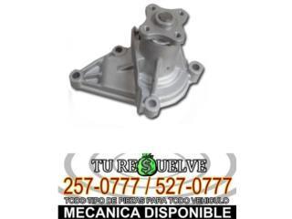 BOMBA DE AGUA ECHO/YARIS/XA/XB/PRIUS Puerto Rico Tu Re$uelve Auto Parts