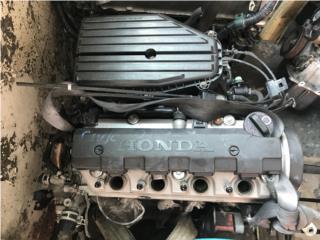 Honda Civic 01-05 1.7 Puerto Rico Top Solution Speed