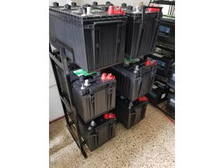 Bateria 4d INTERSTATE deep cycle 390RC Puerto Rico C & C DISTRIBUTORS BATERIA 8am a 5pm 939-279-8493