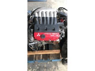 MOTOR MITSUBISHI ECLIPSE 3.8 MIVEC IMPORTADO Puerto Rico Top Solution Speed