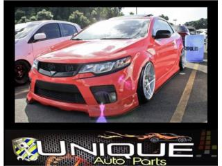 Body Kit Forte Koup 10-13 Puerto Rico UNIQUE AUTO PARTS