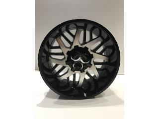 Toxic off road lethal Puerto Rico 4 X 4 OF ROAD WHEEL