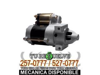 STARTER GRAN VARIEDAD PARA TOYOTA Puerto Rico Tu Re$uelve Auto Parts