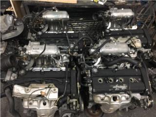 Motor Honda CRV B20 97-01 Importado Puerto Rico Top Solution Speed