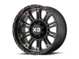 New xd hoss 20x10 20x12 tacoma jeep tundra  Puerto Rico 4 X 4 OF ROAD WHEEL