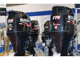 Liquidación de inventario   Suzuki DF 150   Puerto Rico BOTES DEL NORTE PIEZAS YSERVICIO