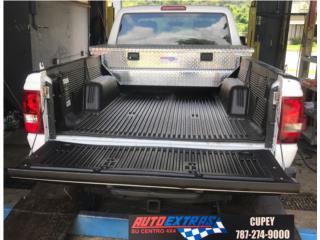 Liner y cajas de herramientas  Puerto Rico AUTO EXTRAS SU CENTRO 4 X 4