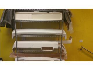 Variedad de bumper en fiberglass Puerto Rico ROTARY AUTO PARTS