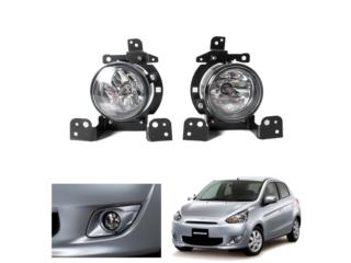 Fog Light Mirage 2014-15 Puerto Rico All Wheels Accesories