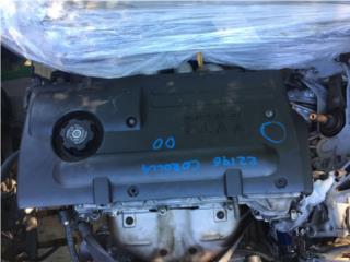 Motor Corolla 02 VVTI 1ZZ Importado Puerto Rico Top Solution Speed