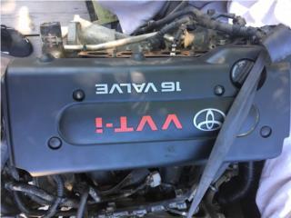 Motor Camry 2AZ 2002-2011 2.4 Importado Puerto Rico Top Solution Speed
