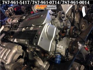 Acura TSX K24 Engine 2004-2008 Puerto Rico MF Motor Import